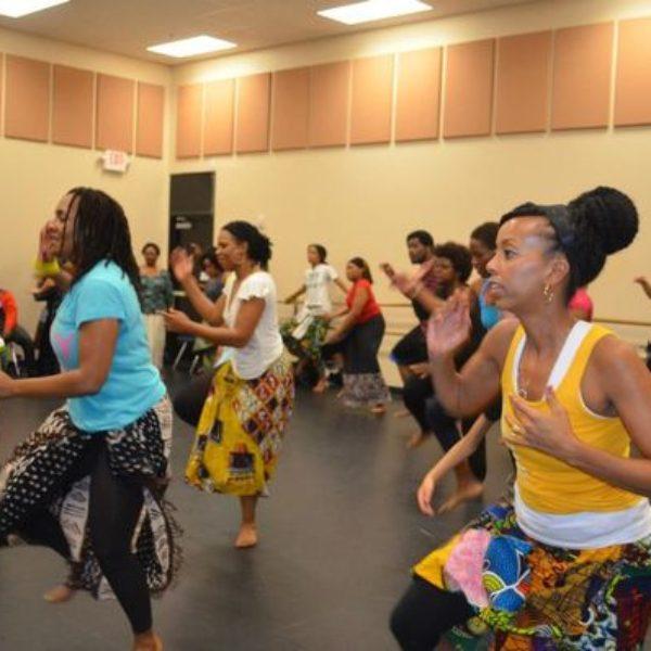 New York: Afrobics
