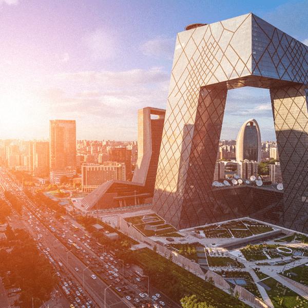Beijing + Shanghai