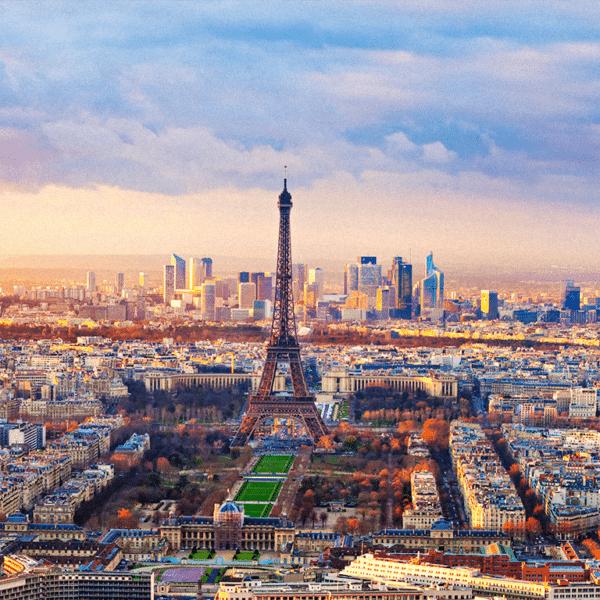 Paris – Madrid