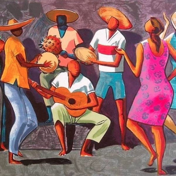 Salsa & Bachata Dance Off