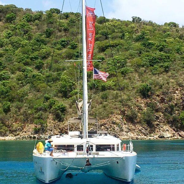 British Virgin Islands || Yachting
