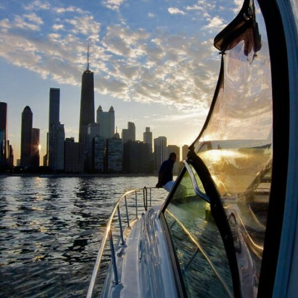 Chicago Sunset & Fireworks Cruise