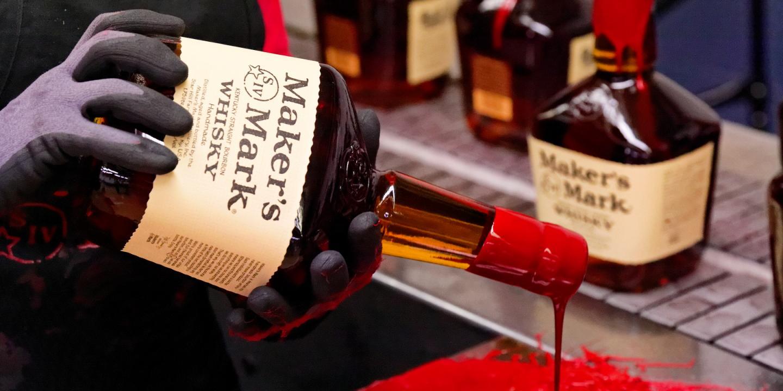 The Kentucky Bourbon Experience.