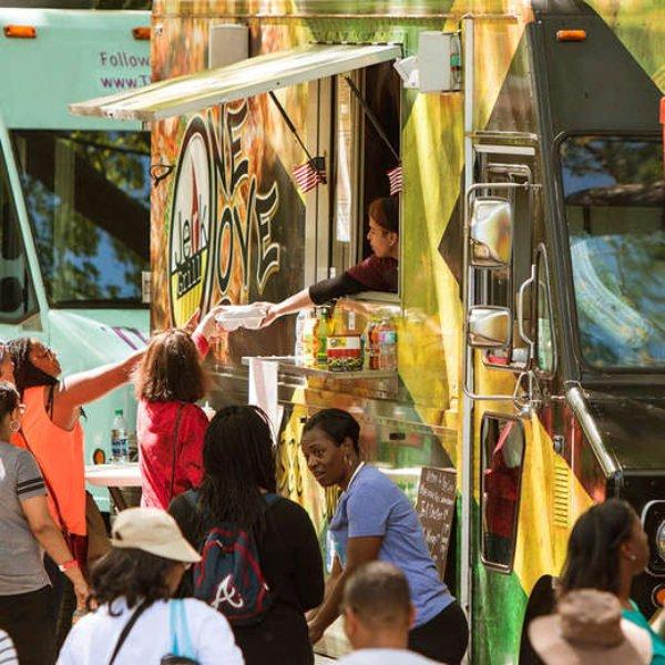 UITAL DMV: DC Food Truck Tasting Festival Connect Event