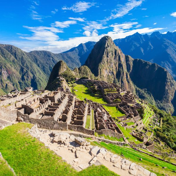 THE PERU EXPERIENCE