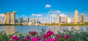 Visit Singapore with Up In The Air Life