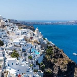 Experience Greece with Up In The Air Life