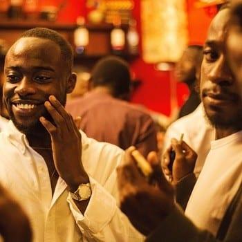 THE GHANA EXPERIENCE