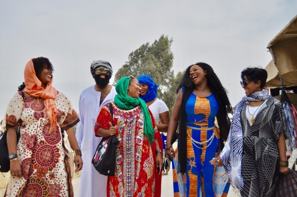 Luxury Travel Group that caters to Black Travel Groups