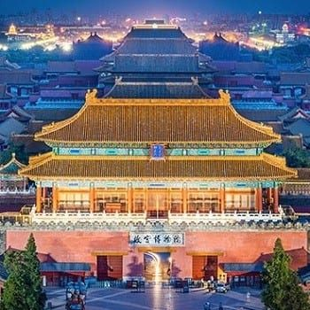 Visit China and Seoul with Up In The Air Life